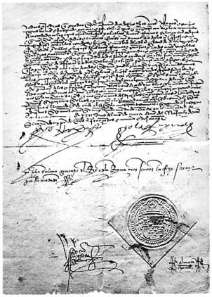 Resultado de imagen de edict of expulsion