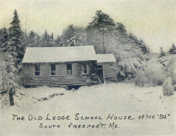 Old Schoolhouse, South Freeport, ME.jpg