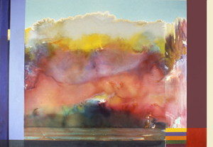 Rite of Spring, 1985, a/c, 79x112 inches, (exh...