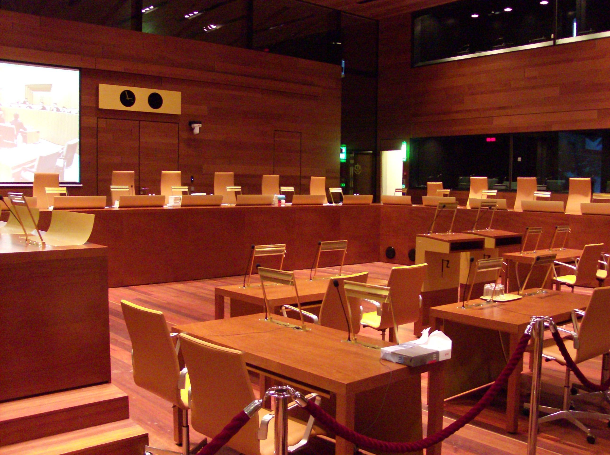 محكمة العدل الأوروبية ويكيبيديا