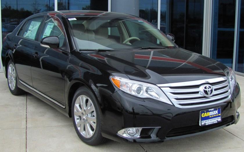 Image result for 2011 Toyota Avalon