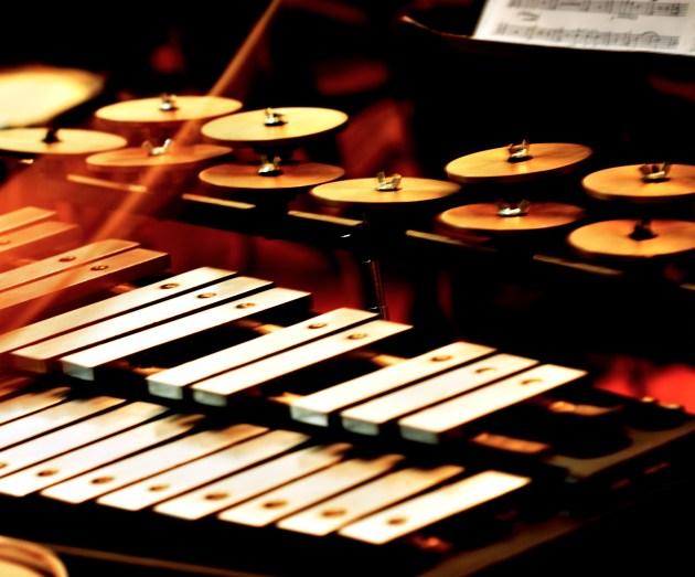 Crotales1 - free improvisation