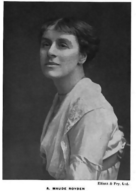 Maude Royden image from Wikipedia