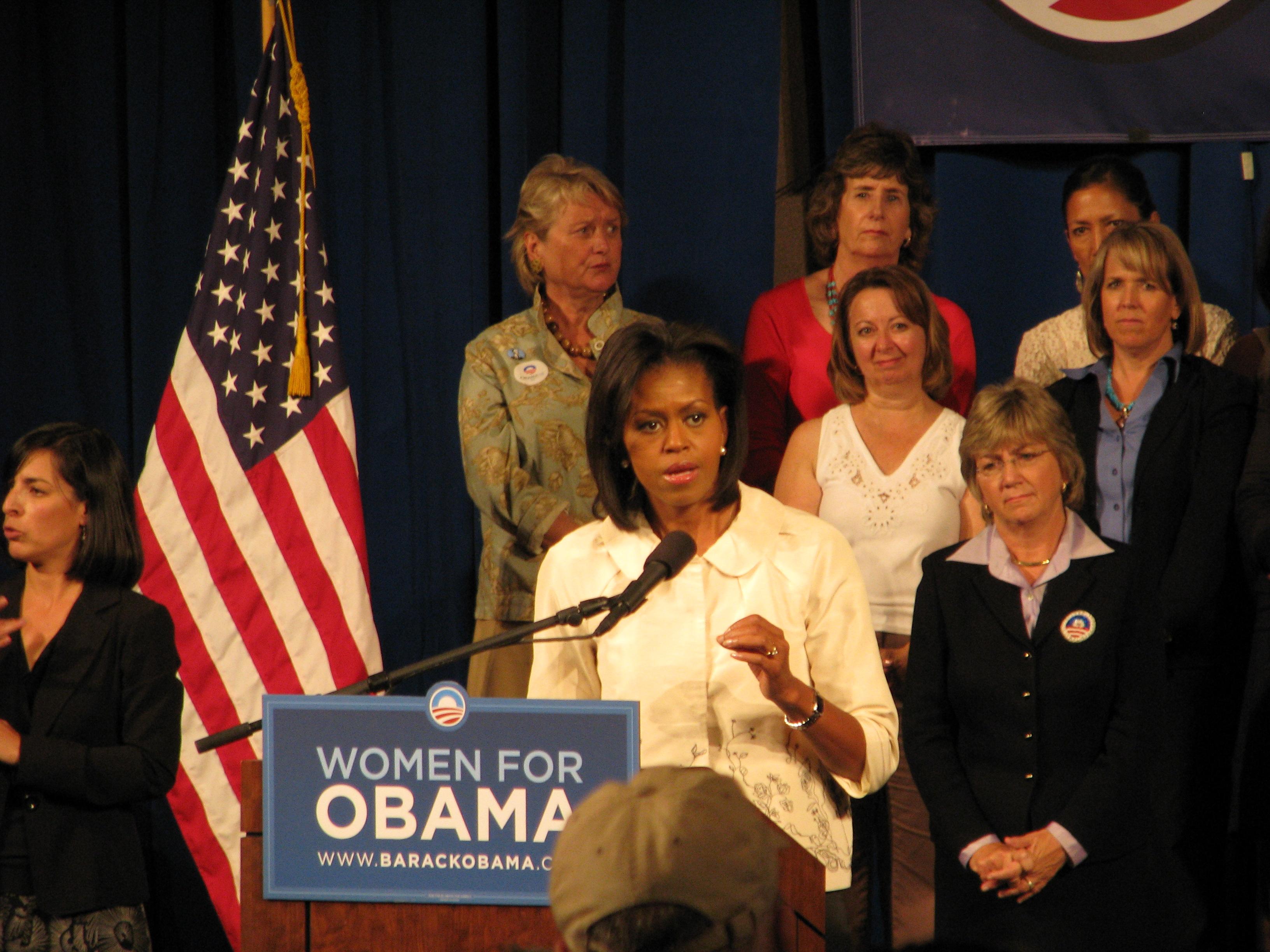Michelle Obama Worksheet