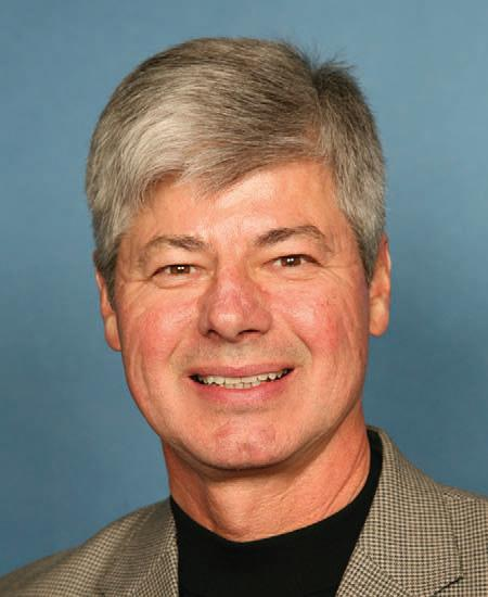 Congressman Bart Stupak (D - Michigan's 1st District):  Source - Wikimedia