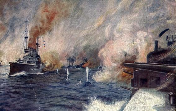 Fichier:Battle of Coronel.jpg