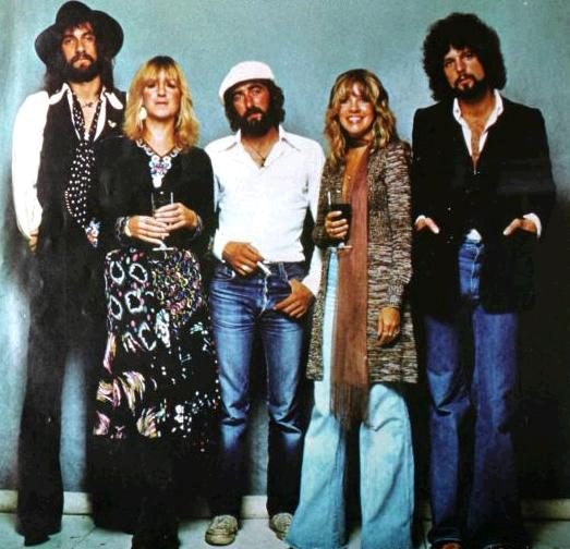 Fleetwood Mac (1977) 80s Fashion For Men