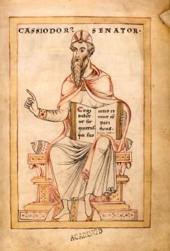 English: Gesta Theodorici; Flavius Magnus Aure...