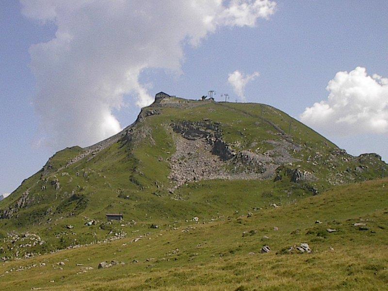 Pointe des Mossettes, 2277 m