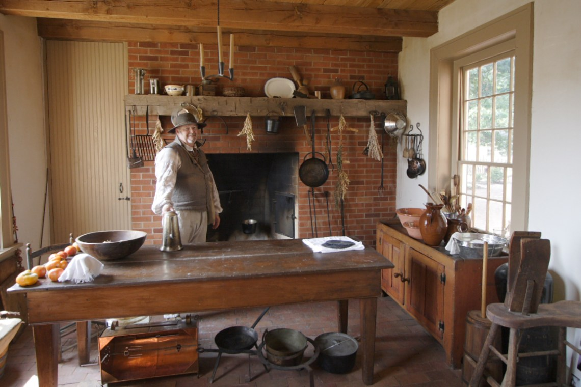Antique French Farmhouse
