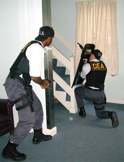 Drug Enforcement Administration special agents