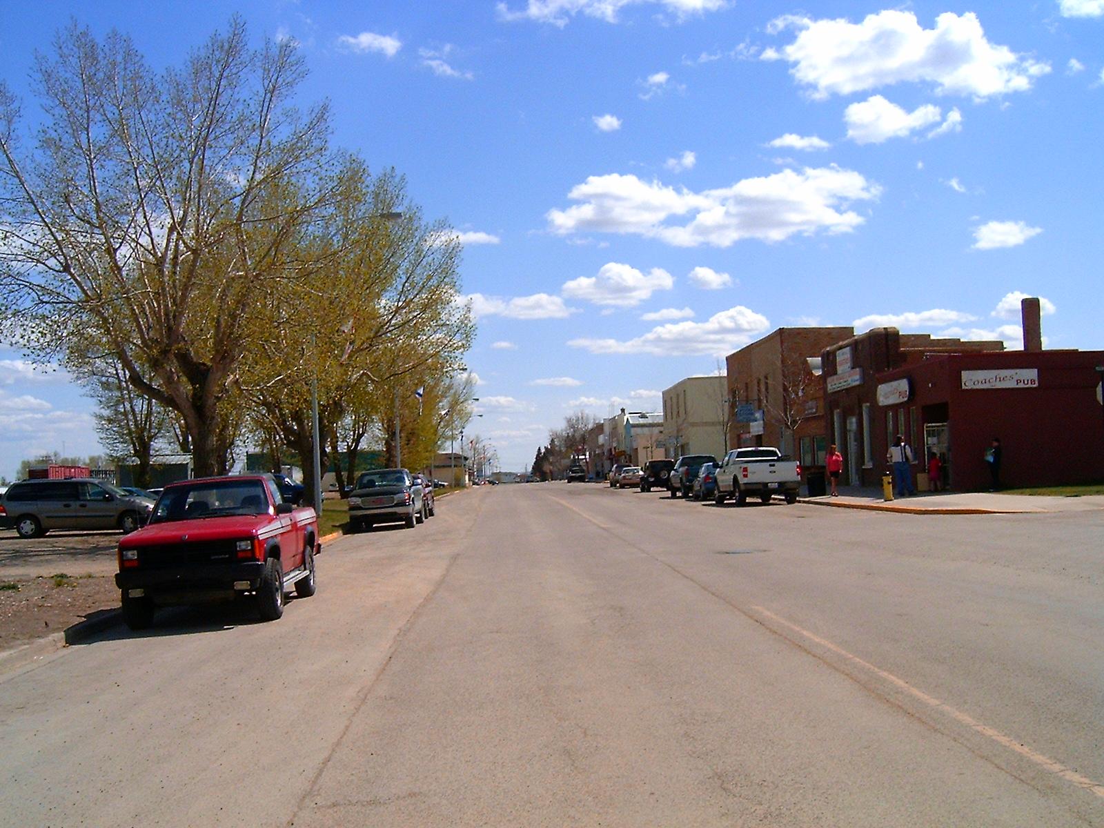 Carstairs Alberta