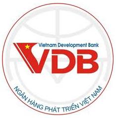 English: Logo Ngân hàng Phát triển Việt Nam
