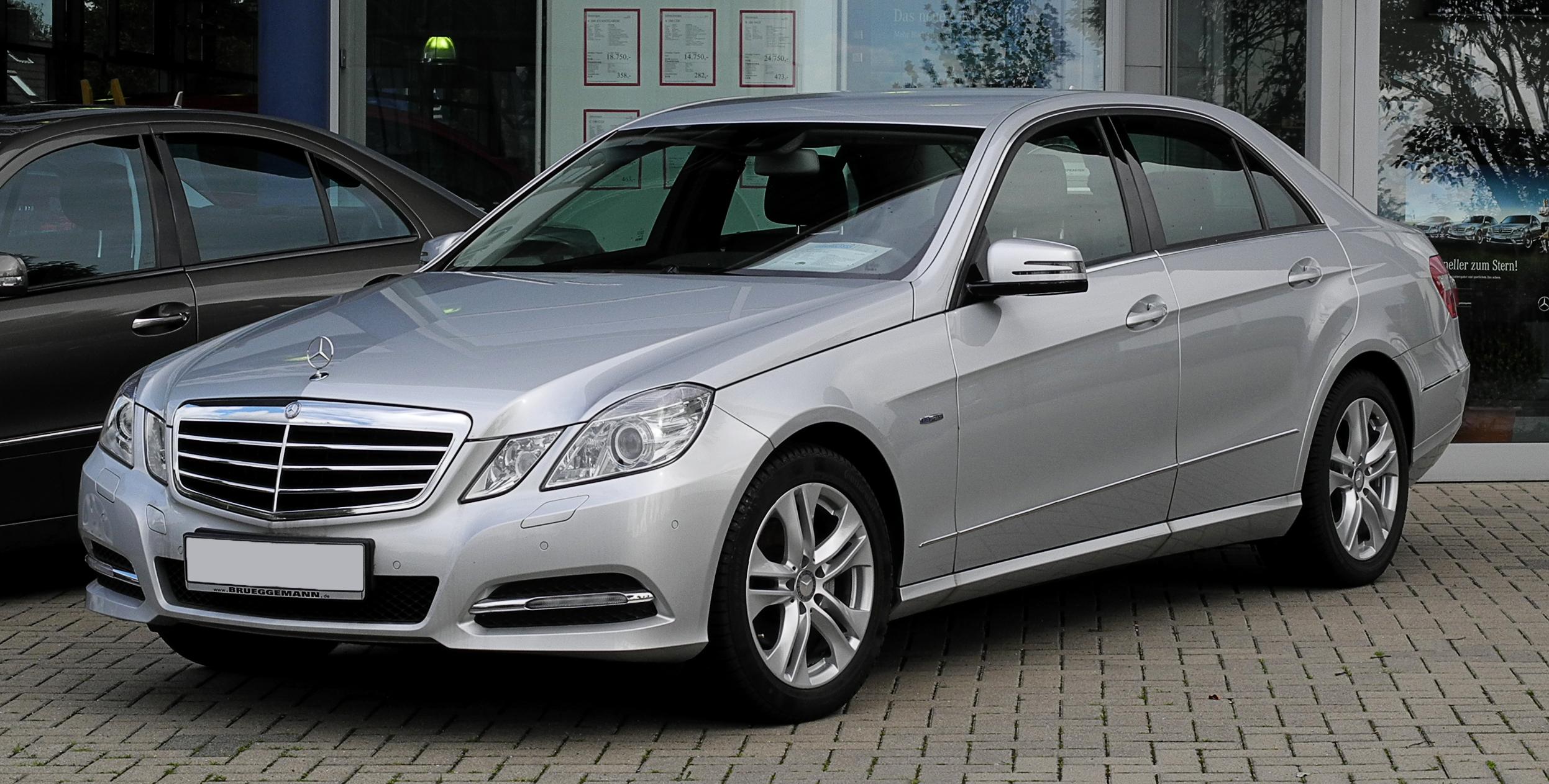 File Mercedes Benz E 200 Cgi Blueefficiency Avantgarde W