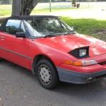 File 1990 Ford Capri Sa Convertible 26768539895 Jpg Wikimedia Commons