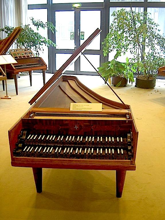바흐의 골트베르크 변주곡 Bach Goldberg Variations Aria Var.