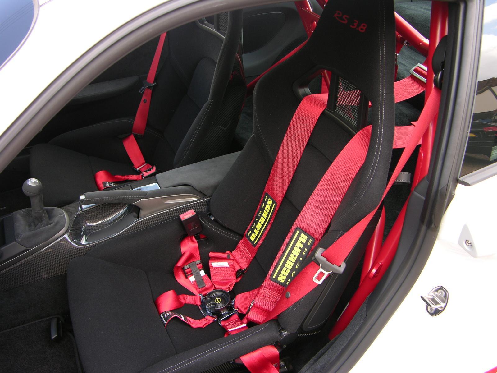 Rigging Seat Belts