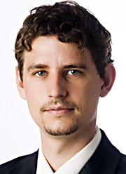 English: Farkas Gergely, Member of the Jobbik ...