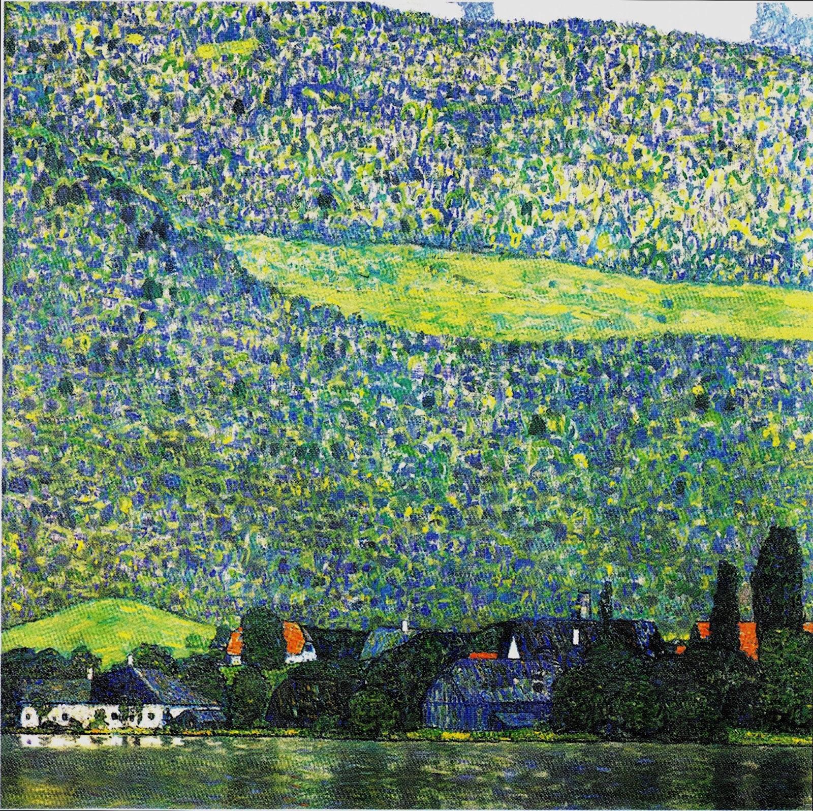 Chihie Kunst Gemalde Von Gustav Klimt Klassische Wandkunst