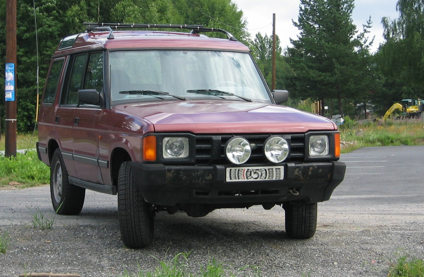 Wachob blog land rover discovery 1