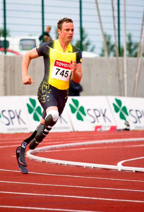 By Elvar Pálsson from Iceland. (Oscar Pistorius.) [CC-BY-2.0 (http://creativecommons.org/licenses/by/2.0)], via Wikimedia Commons