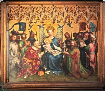 Image result for Adoration of magi cologne