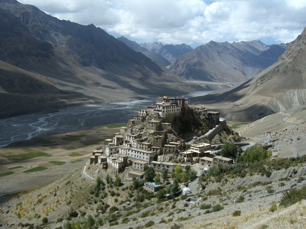 Image result for spiti monastery