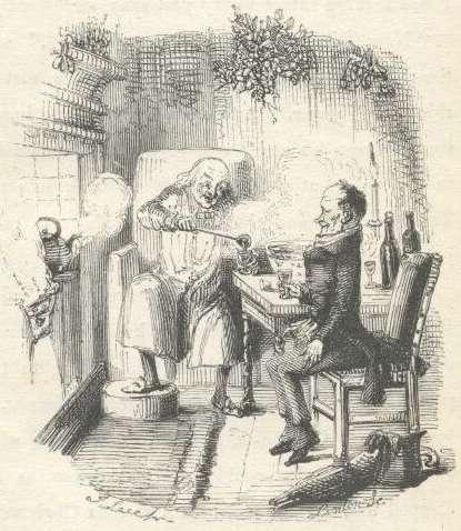 Ebezener Scrooge