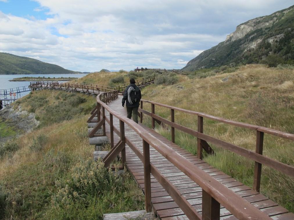 Baía Lapataia - Parque nacional Tierra del Fuego | Ushuaia - Patagônia Argentina