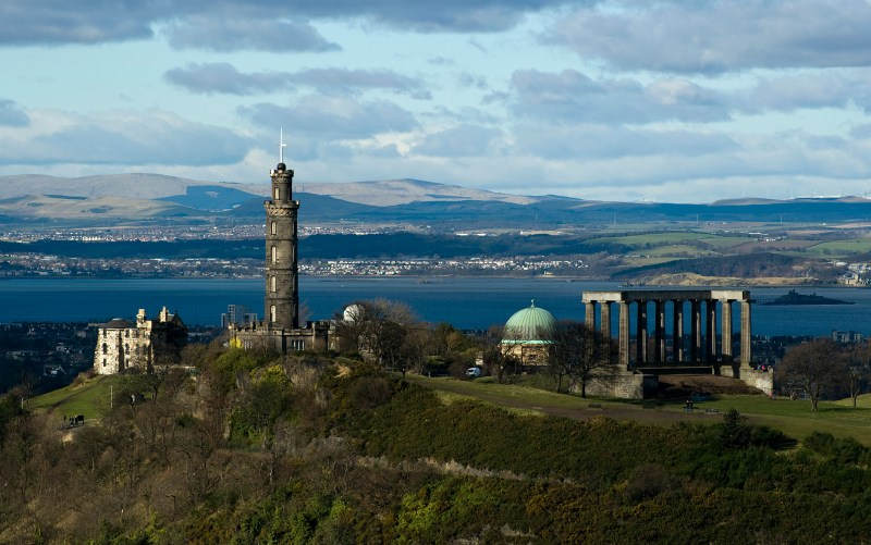 Image result for calton hill