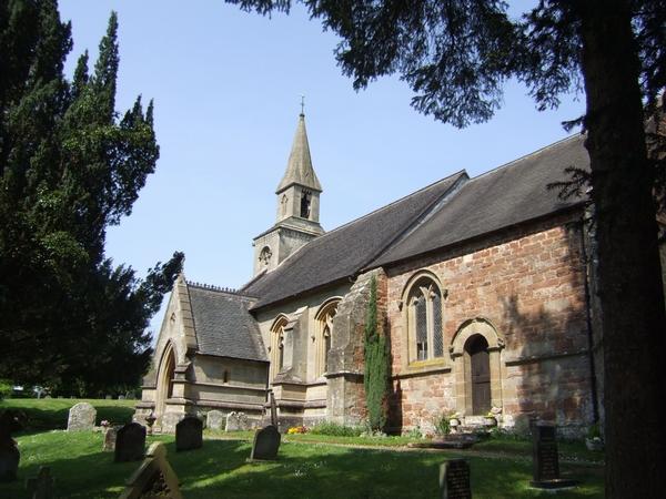 St Calixtus' parish church, Astley Abbotts