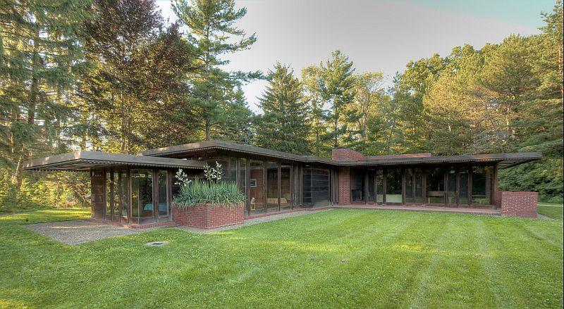 Desmontan Pieza Por Pieza Una Casa De Frank Lloyd Wright Y