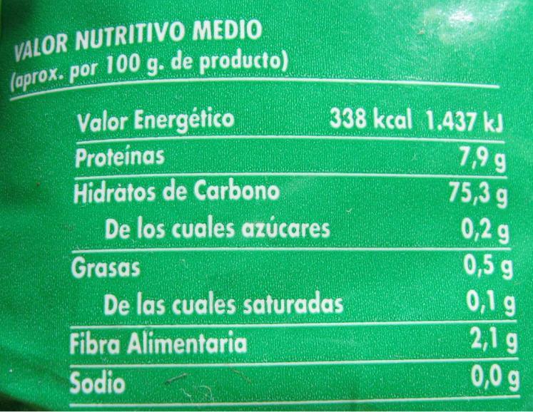 Resultado de imagen de etiquetas nutricionales