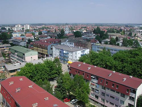 Panorama Bosanske Gradiške