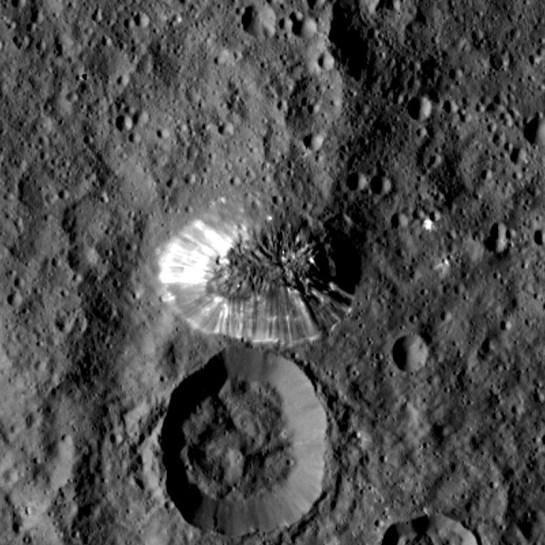 Resultado de imagen para Ahuna Mons