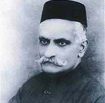 Motilal Nehru, d. 1931, freedom fighter and fa...