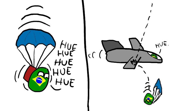 Countryball Brazil Roblox