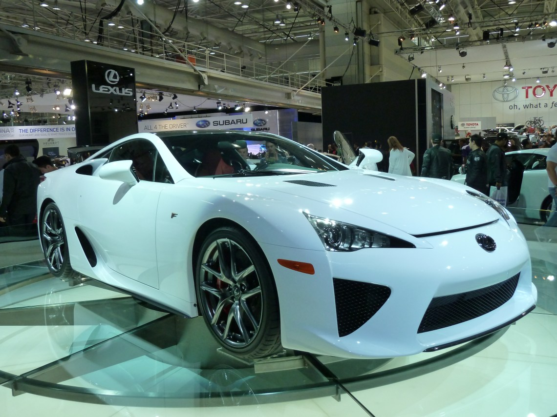 Lexus Lfa Images