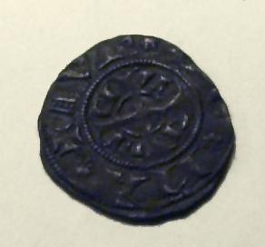 Moneta di Cangrande della Scala da 20 denari i...