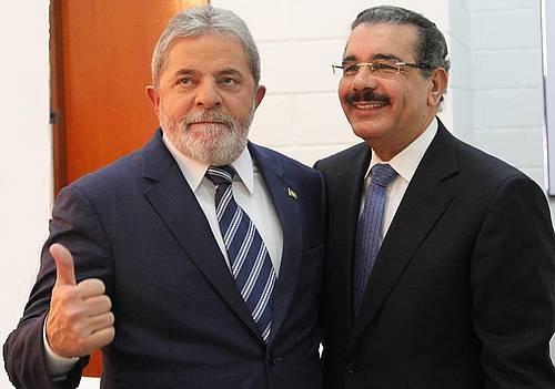 English: Danilo Medina Lula
