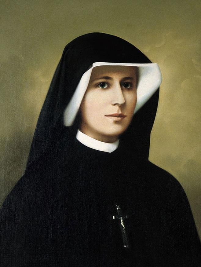 Saint Faustina Polski: Św. Faustyna Kowalska