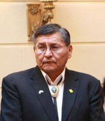 Navajo Nation president Ben Shelly