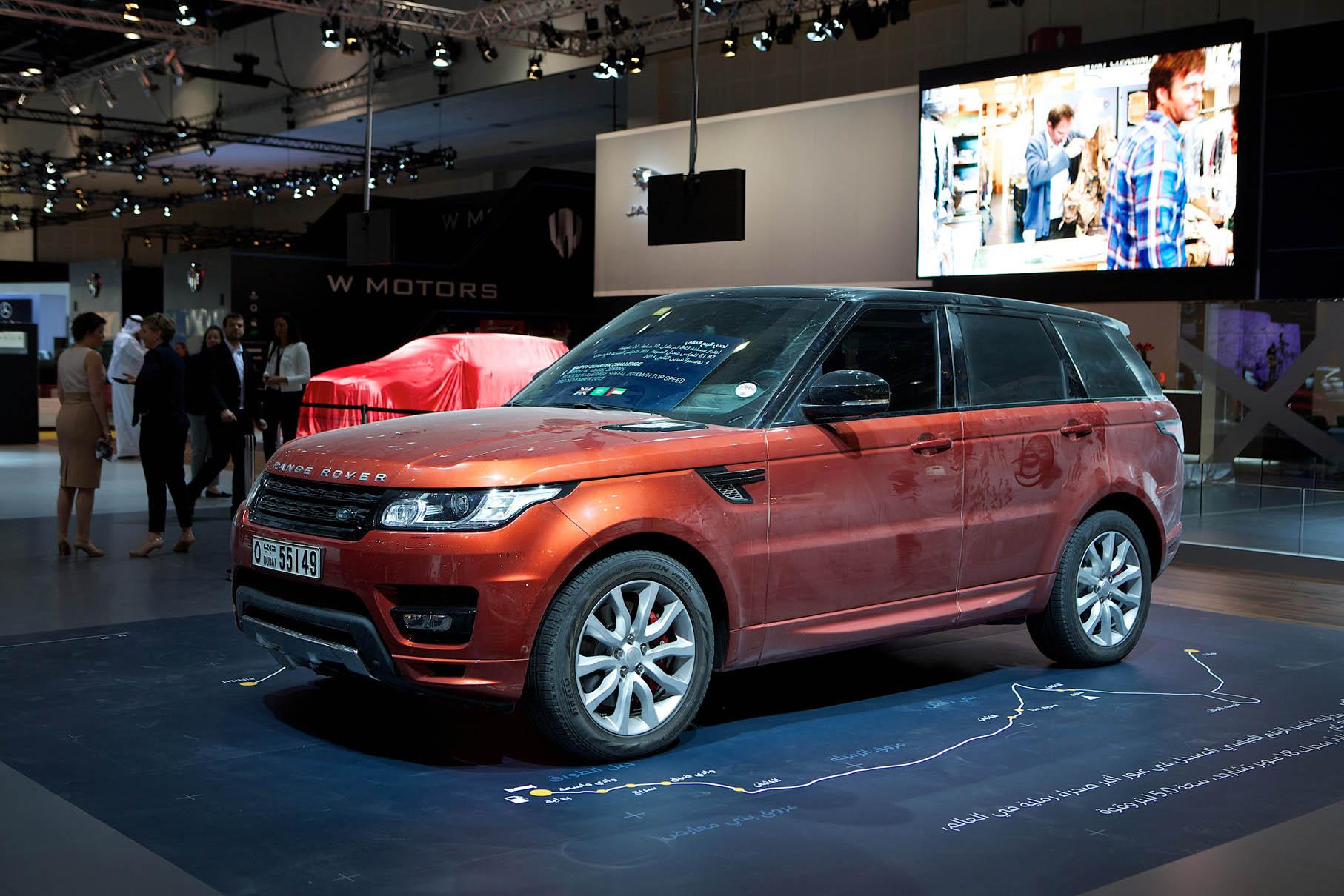 Range Rover Sport Wikiwand