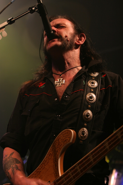 Lemmy Kilmister Live at Reds, Edmonton, May, 2005