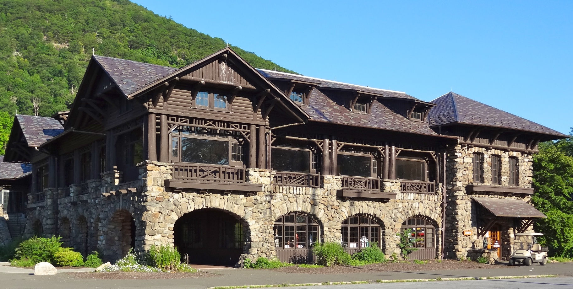 Bear Mountain Inn Renovation
