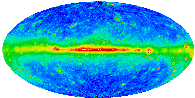 English: High-energy gamma radiation of the Ea...