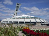 Le Stade Olympique de Montreal
