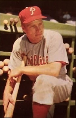 English: Philadelphia Phillies centerfielder ....