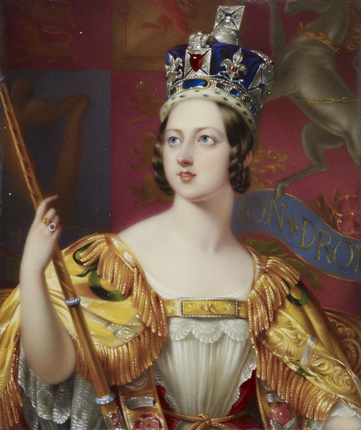 Queen Victoria, the first monarch to reside at...