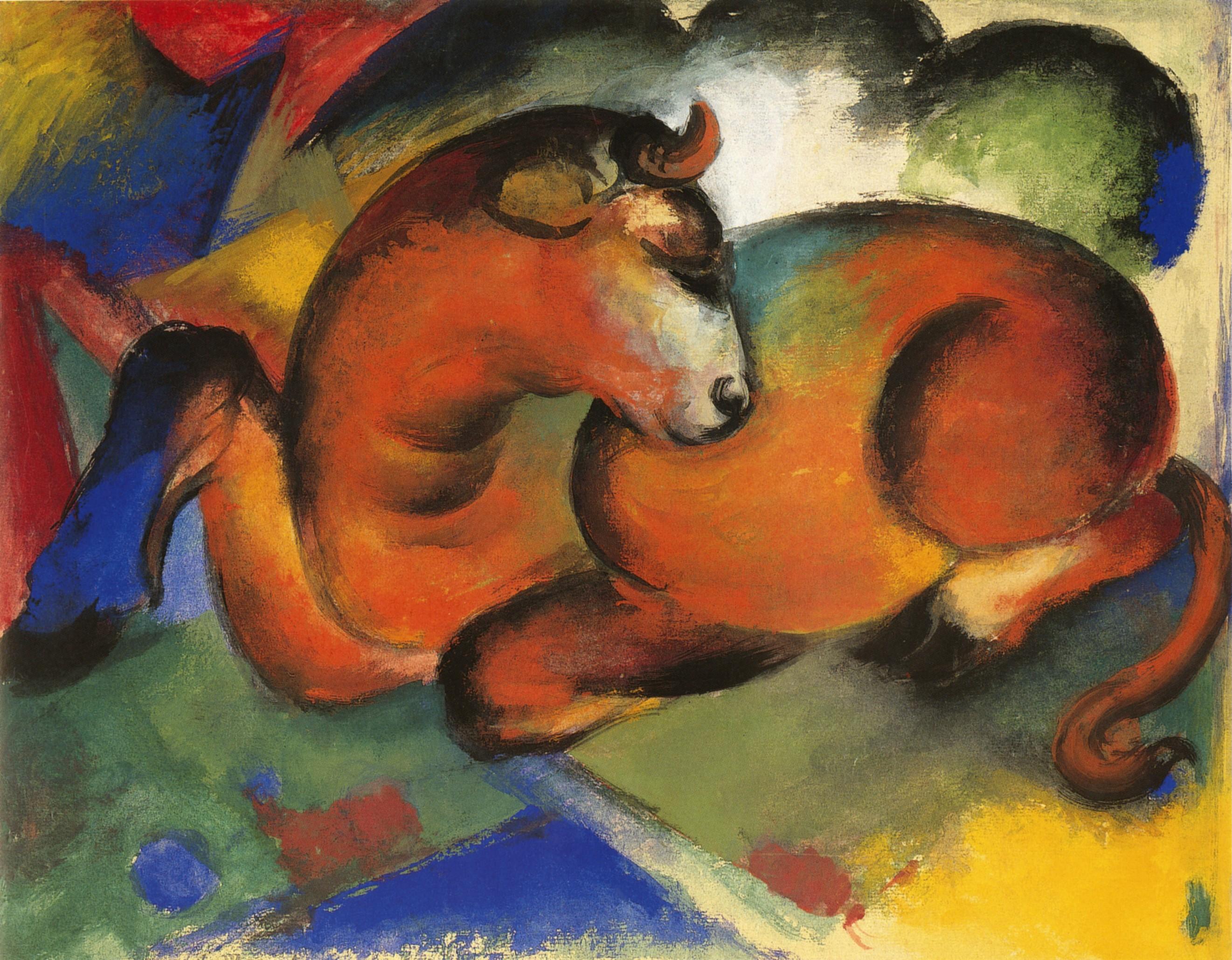 Deutscher Maler Franz Top 100 Beruhmte Maler Blog Hrblock